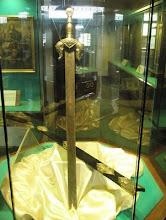 Replika Pedang Zulfikar milik Nabi Muhamad SAW