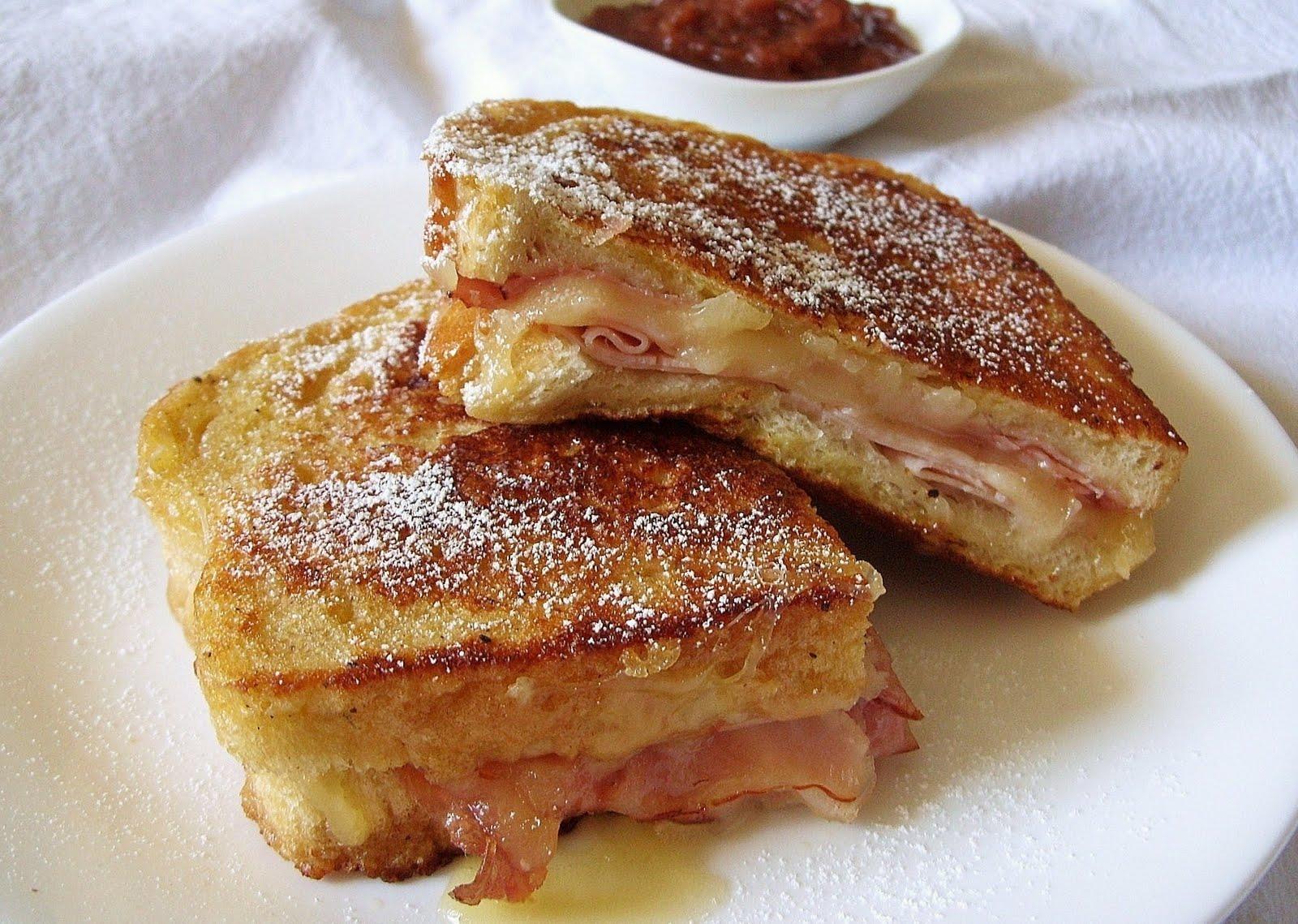 Sage Trifle: Monte Cristo Sandwich