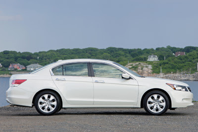 New Honda Accord 2010 Review