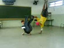 b-boy Fernando e Rogerio
