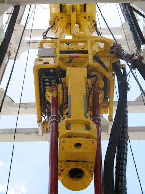 ADVANTAGES OF TOP DRIVE | DRILLING