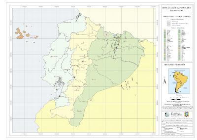 LOTES PETROLEROS EN ECUADOR