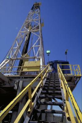 Drilling floor
