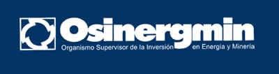 Logo de Osinergmin