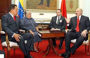 Venezuela Biolorrusia acuerdo petrolero