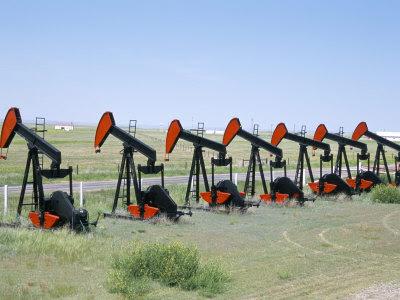 UNDERGROUND OIL PUMPS
