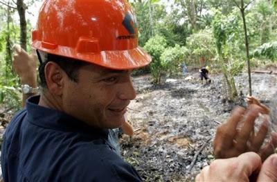 Correa cambia las reglas de juego con las petroleras