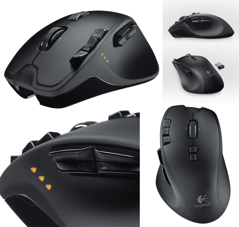 Logitech Performance Mouse MX Driver