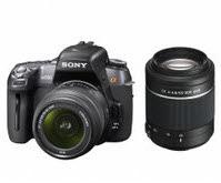 Sony dijital fotoğraf makinası