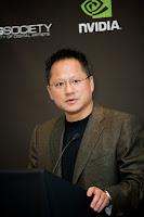 Nvidia'nın CEO'su Jen-Hsun Huang,