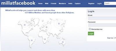 millat facebook-müslüman facebook