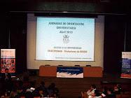 JORNADAS DE ORIENTACIÓN EN LA POLITÉCNICA DE ALGECIRAS