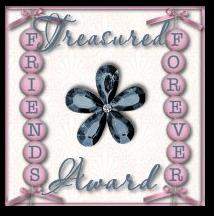 Award from Andrea
