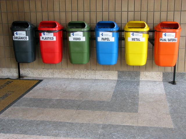 Separacion De Residuos Botes