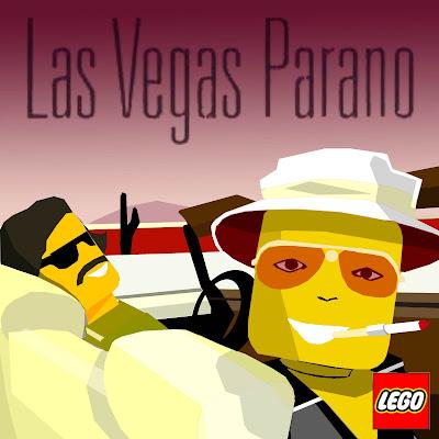 Las Vegas Parano Affiche Las Vegas Parano Lego