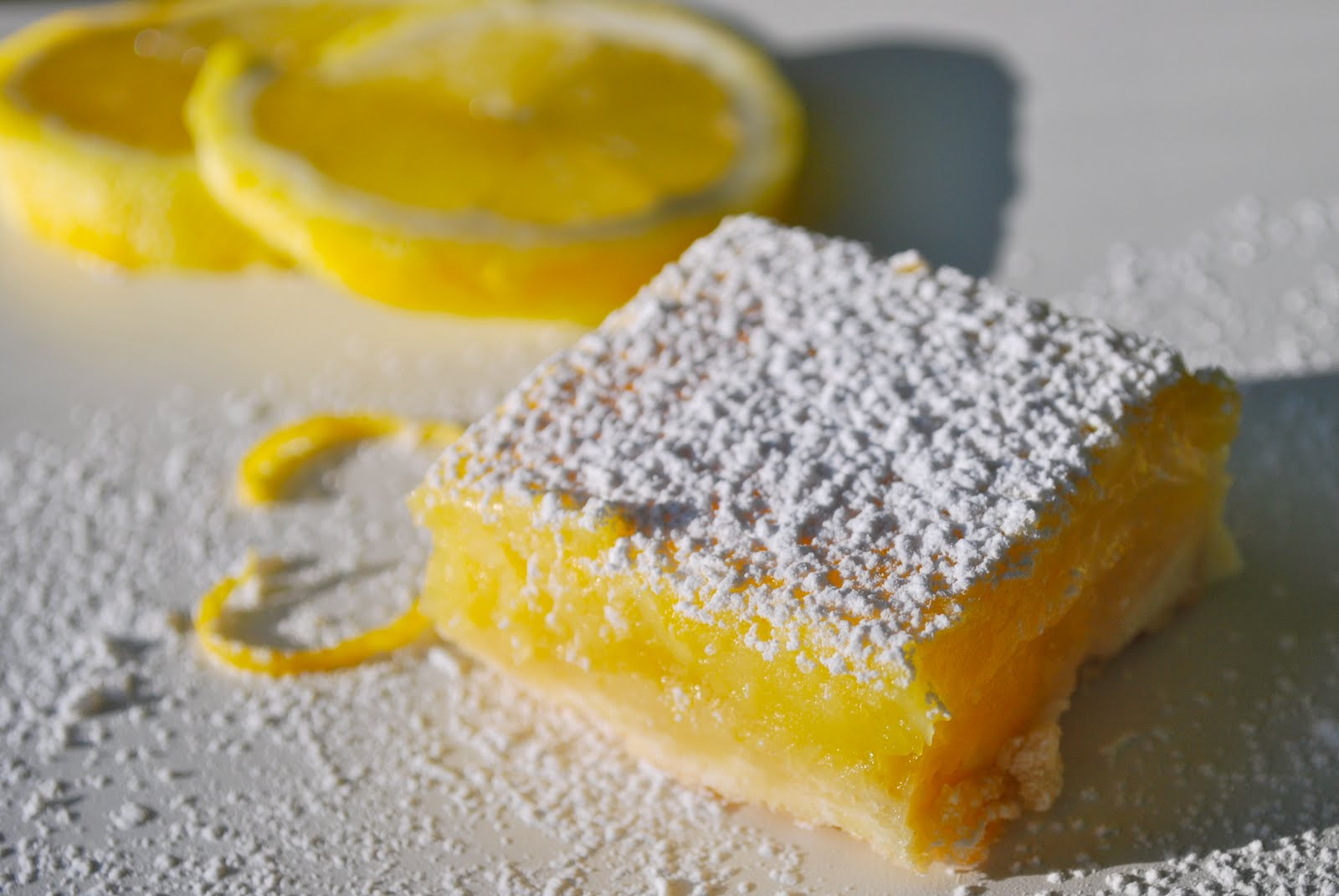 Luscious Lemon Bars | Relishing It