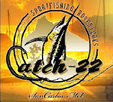 Charters de pesca
