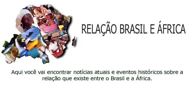 Relação Brasil e África
