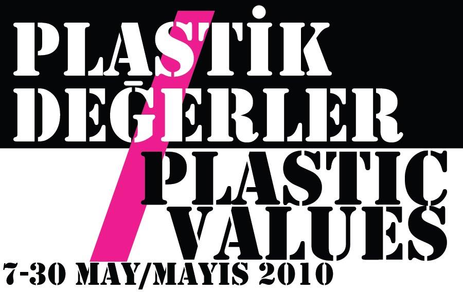 plastik değerler/plastic values
