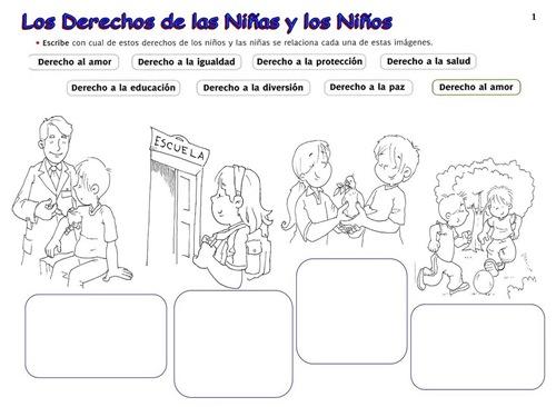 juegos y actividades didácticas para clases: deberes y derechos ...