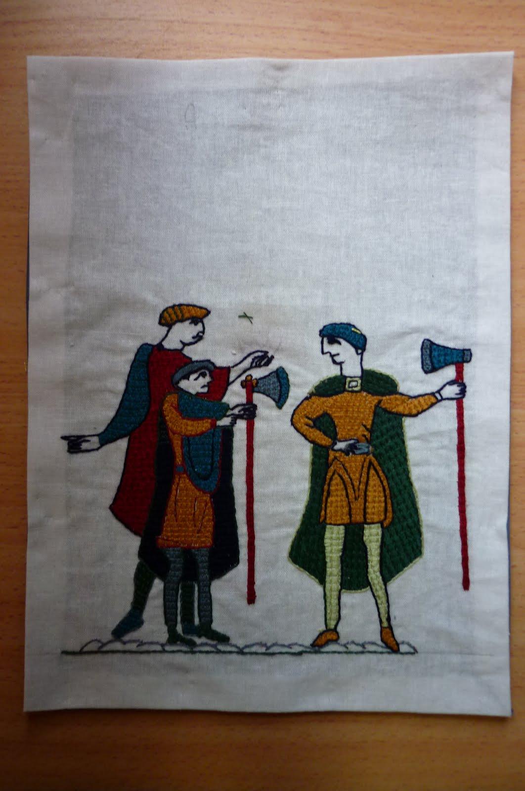 Tapestry Yeah Yeah Girl