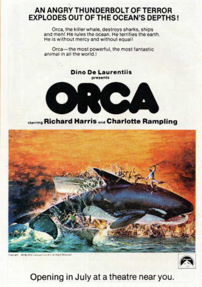filmfather orca 1977