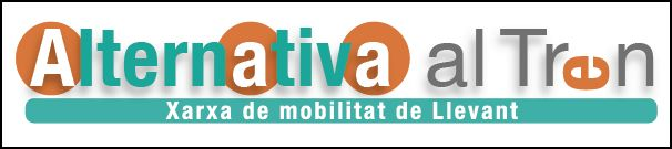 Alternativa al tren  - Red de movilidad de Llevant
