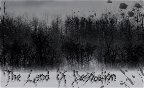 The Land Of Desolation - Depressive Black Metal