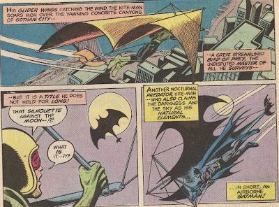 Man, the narration is breaking its legs trying to sell you Kite-Man.