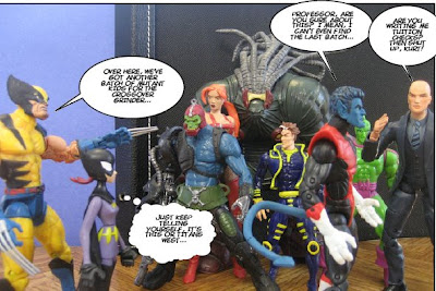 The 'New Mutants' are going to get more and more random as I beat this joke.