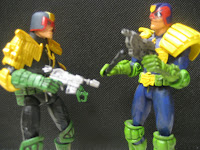 Dredd vs. Dredd! What a confront that's going to be!