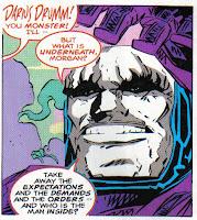 Darius Drumm, or Darkseid before tanning?