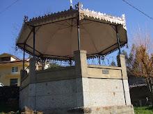 Coreto da capela de São Mamede