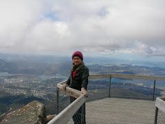 Mt. Wellington, Hobart, Australia