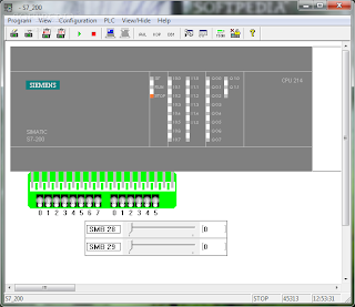 Here Is A Free Software For Simulating SIEMENS S7 200 Programs Created By Step7 MicroWin