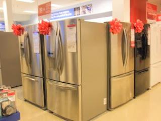 ボストン近郊の町から 冷蔵庫選び