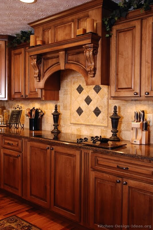 little inspirations tuscan kitchen