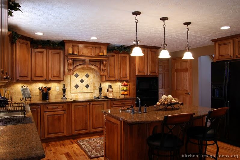 Little Inspirations: Tuscan Kitchen