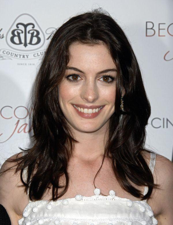 Hollywood Anne Hathaway