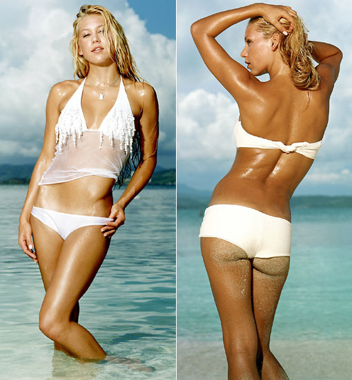 Hollywood Anna kournikova