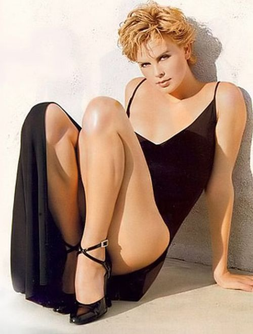 Hollywood Charlize Theron
