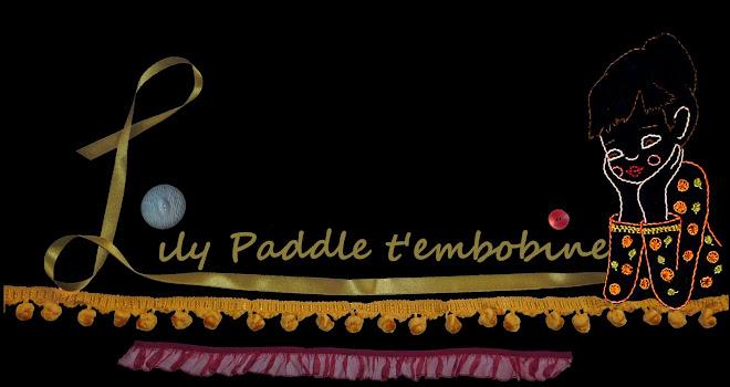 Lily Paddle t'embobine!