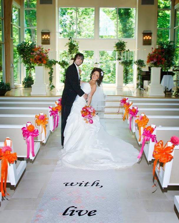 Tarp Wedding Chapel