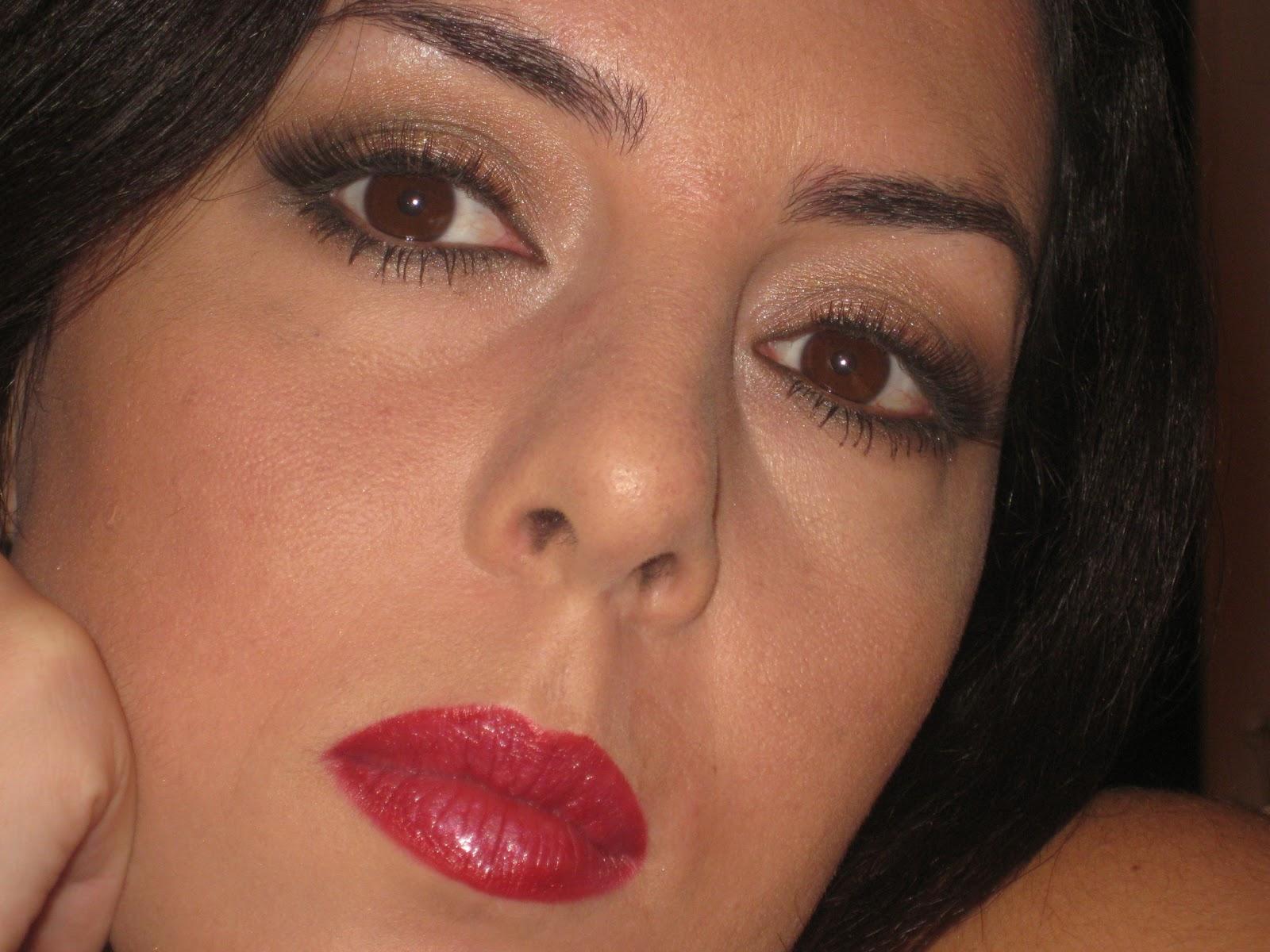 Фото макияжа моники белуччи