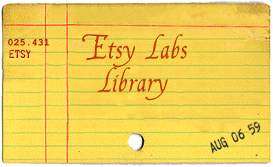 etsy labs library