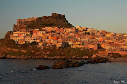 Castelsardo, al nord de l'illa