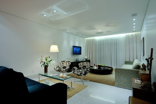 Arquitetura de Iluminação  Reflexos indesejáveis bad9561cb0