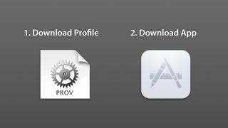 iOS Wireless App Distribution