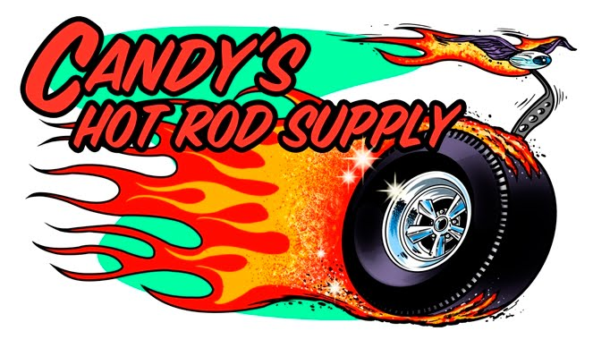 Candy&#39;s Hot Rod Supply