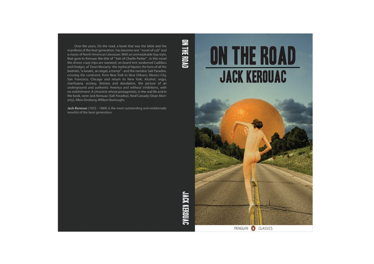 on the road kerouac essay Kerouac's grave kerouac died of a gastric hemorrhage in st petersburg  many of them with copies of on the road and the dharma bums stashed in their packs.